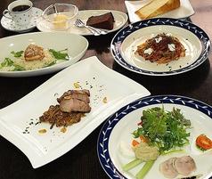 レストラン南の風のコース写真