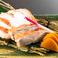 料理メニュー写真阿波尾鶏 もも燻香焼き