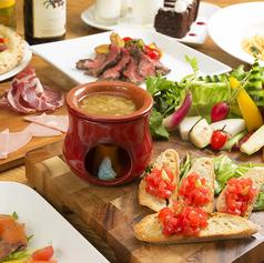 Pasta&Grill ANTIBES グランツリー武蔵小杉のコース写真