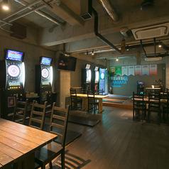 Restaurant Bar Wild Heart ワイルド ハートの雰囲気1