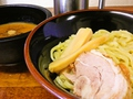 料理メニュー写真つけ麺(全粒粉)