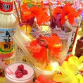 沖縄39蔵元の泡盛を取り揃えております!定番ものから珍しい泡盛まで上司も喜ぶラインナップ!ハブ酒や古酒・年代泡盛なども◎泡盛デビューの方もぜひ!お好みの一杯をスタッフが厳選致します♪ぜひ南国の味を楽しんでください!