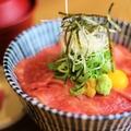 料理メニュー写真近江牛大とろのうっしっし丼