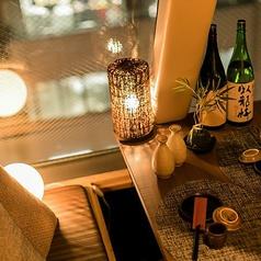 肉バル 北の隠れ家 TSUDOI つどい 梅田東通り店の雰囲気1