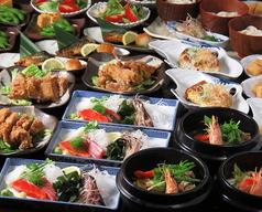 和 Dining 九段 ごち屋のコース写真