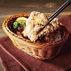 料理メニュー写真銀座ライオンのチキン唐揚げ