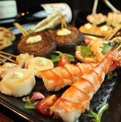 鉄板串焼Dining 串ばる 北野坂店のおすすめ料理1
