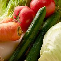 産地直送!採れたて新鮮な有機野菜♪