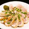料理メニュー写真大山鶏香味焼き