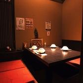 【宴会向け個室】2~4名ならこちらのお席