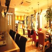 猿カフェ テレビ塔店の雰囲気3
