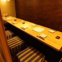 盛岡での各種飲み会にオススメの個室居酒屋 鮮や一夜◎