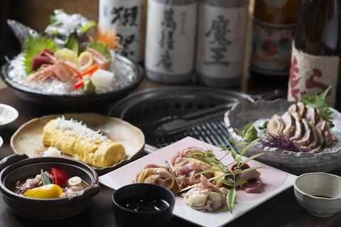 地どり料理 梅鳥ものがたり 和歌山駅前店