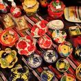 彩り豊かなスペイン陶器販売中!