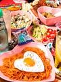 料理メニュー写真★デートにぴったり★お食事メインのカップルに!!おつまみやメインをお選び頂けます♪