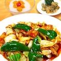 料理メニュー写真≪ランチ≫ 回鍋肉(ホイコロー)セット