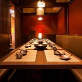 明るく開けた座席や、落ち着いた情緒あふれる空間など…。様々なごお客様ニーズに合わせたお席をご用意しております。更にデザートプレートの贈呈など特別な日のお祝いも喜んでお手伝いいたします。