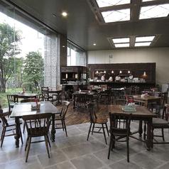 カフェ チェルシーガーデンの雰囲気2