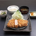 料理メニュー写真【雪】和豚もちぶた ロースかつ御膳 120g