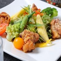堺筋本町で創作和食料理を