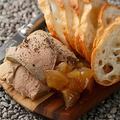 料理メニュー写真鶏の白レバームース