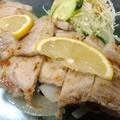 料理メニュー写真パイン豚のステーキ