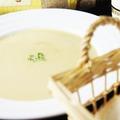 料理メニュー写真野菜のクリームスープ