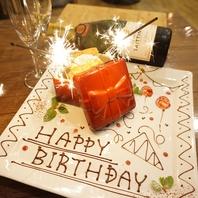 誕生日の方へサプライズ!記念日にも使えます!
