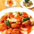 料理メニュー写真≪ランチ≫ 酢豚(スブタ)セット