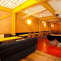 イタリアン hermit green cafe 高槻店の写真