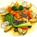 料理メニュー写真本日の魚料理 アクアパッツァ風