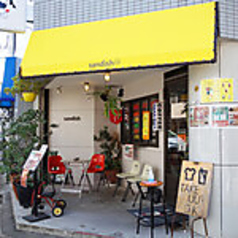 sandishcafe サンディッシュカフェの写真