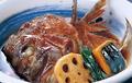 料理メニュー写真鯛のあら焚き