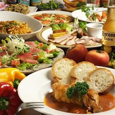 ミジンコ食堂のおすすめ料理1