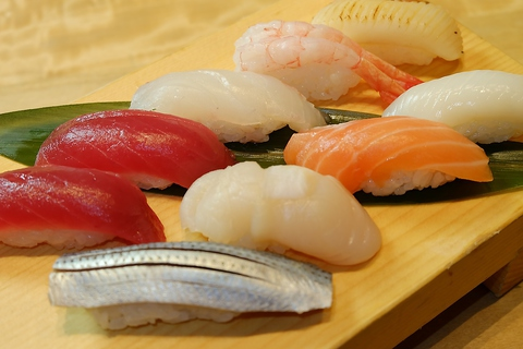 【3月8日オープン】個室・カウンターでお寿司を堪能。某有名店監修 『宮寿し』登場