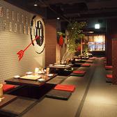 魚と串揚げ 串かっちゃん 広島店の雰囲気3