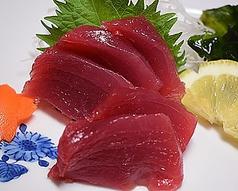 マグロ刺(Tuna-Sashimi)