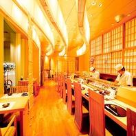 栄でご宴会をお探しなら「いきをい寿司」をご利用下さい
