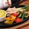 グリル野菜のバーニャカウダ