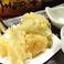 カマンベールチーズとアボガドの天ぷら