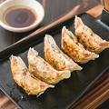 料理メニュー写真《鍬焼き》七福宝包餃子の鍬焼き