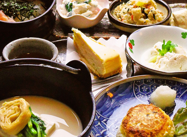 とうふと京風ゆば料理 若宮のおすすめ料理1
