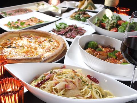 Dining Bar Tortuga で美味しい食事と楽しいひと時を☆