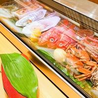 栄駅から徒歩4分で新鮮なお寿司が食べられる!