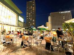 岐阜シティー・タワー43 ビアガーデン Premium BEER garden 2017の雰囲気1