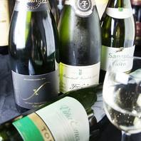 料理に合うワインが豊富♪ワインに合う料理が豊富♪