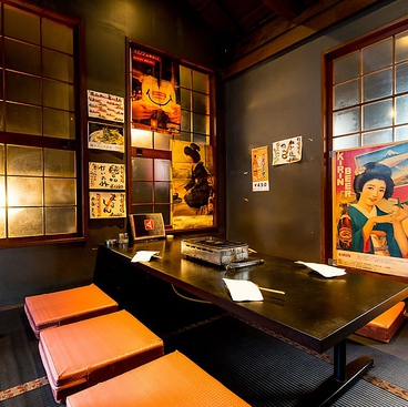 京都七条焼肉酒場 やまだるまの雰囲気1