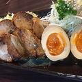 料理メニュー写真TOKYO味玉チャーシュー