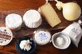 料理メニュー写真吉田牧場チーズ 三種盛合