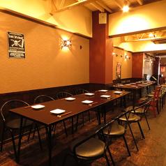鉄板食堂バルコ 霞町本店の雰囲気1